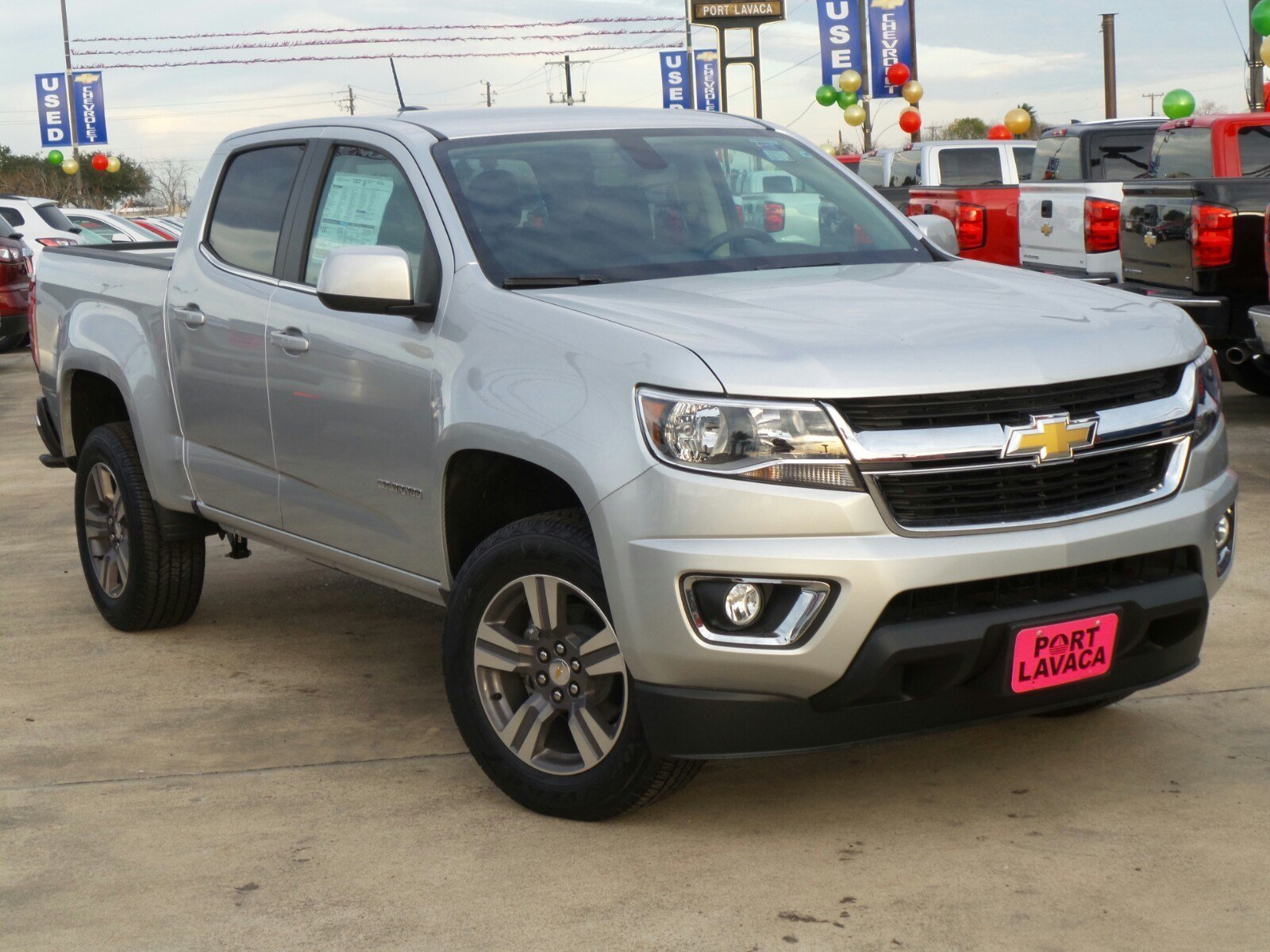 new 2017 chevrolet colorado 2wd lt crew cab pickup in port lavaca 1145693 port lavaca. Black Bedroom Furniture Sets. Home Design Ideas