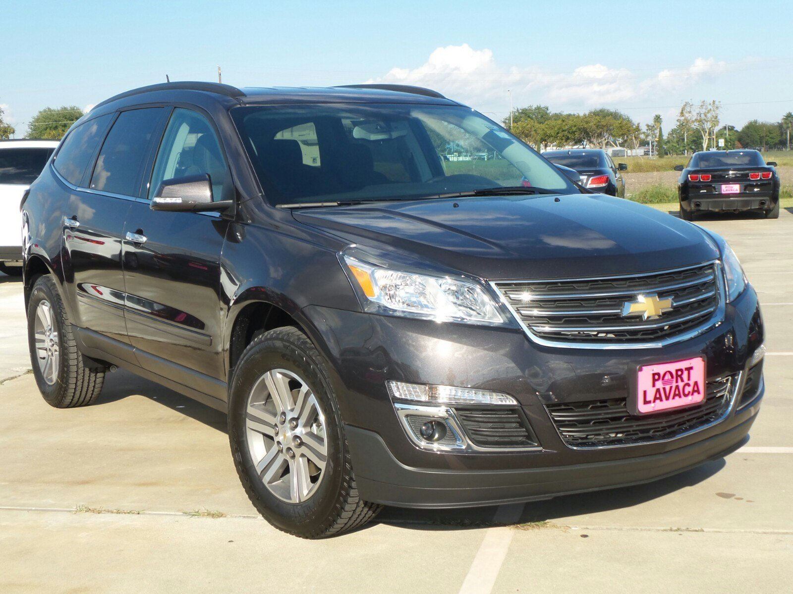 new 2017 chevrolet traverse lt sport utility in port lavaca j204241 port lavaca chevrolet. Black Bedroom Furniture Sets. Home Design Ideas