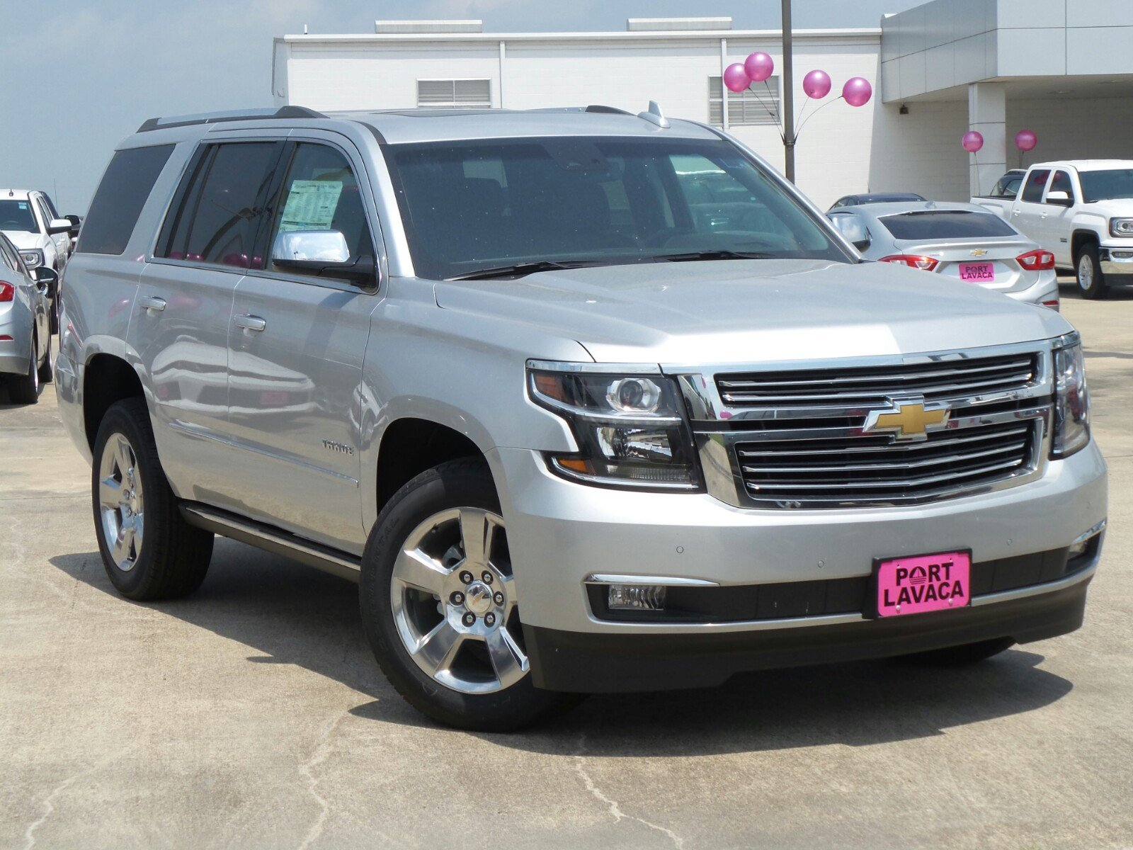 new 2017 chevrolet tahoe premier sport utility in port lavaca r228483 port lavaca chevrolet. Black Bedroom Furniture Sets. Home Design Ideas