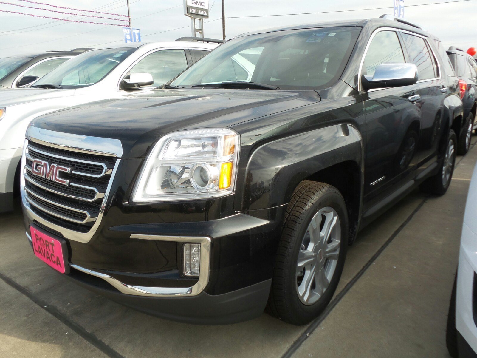 New 2017 Gmc Terrain Slt Sport Utility In Port Lavaca