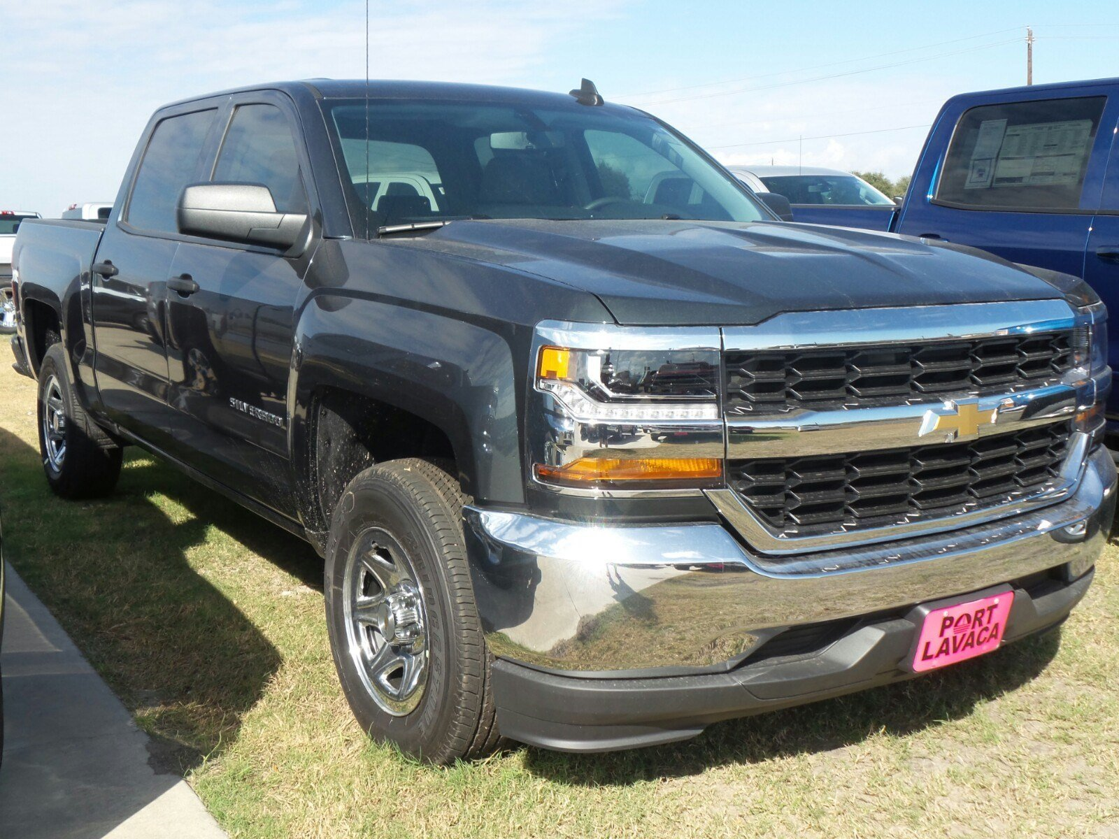 new 2017 chevrolet silverado 1500 ls crew cab pickup in port lavaca g272540 port lavaca. Black Bedroom Furniture Sets. Home Design Ideas